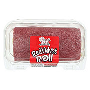 The Father's Table Red Velvet Cake Roll