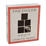 The Fine Cheese Co. Fine English Charcoal Squares