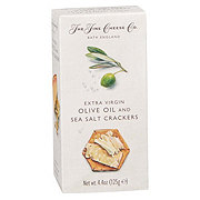 The Fine Cheese Co. Olive Oil & Sea Salt Crackers
