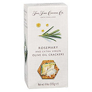 The Fine Cheese Co. Rosemary & Extra Virgin Olive Oil Crackers