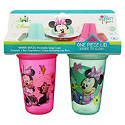 The First Years Disney Minnie Stackable Sippy Cup