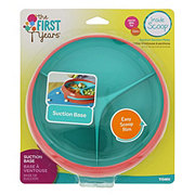 The First Years Inside Scoop Suction Plate Assorted Colors