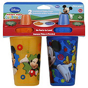 The First Years Insulated Disney Mickey Mouse Clubhouse 9M+ Sippy Cups