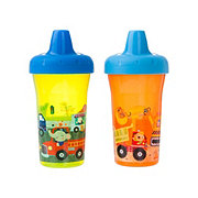 The First Years Simple Sippy Cups With Lids, Assorted Colors
