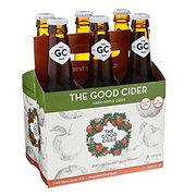 The Good Cider Hard Apple Cider 11.2 oz Bottles