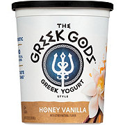 The Greek Gods Honey Vanilla Greek Yogurt