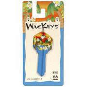 The Hillman Group Wackeys Hawaiian House Key KW1/66