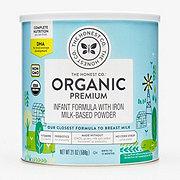 The Honest Company Organic Premium Infant Formula with DHA