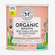 The Honest Company Organic Sensitive Formula with DHA