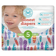 The Honest Company Painted Feathers Diapers 25 ct