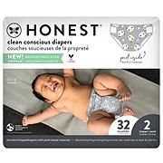 The Honest Company Pandas Diapers 32 ct
