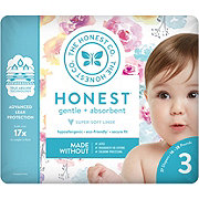 The Honest Company Rose Blossom Diapers 27 ct