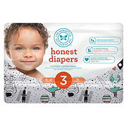The Honest Company Space Traveling Diapers 34 ct