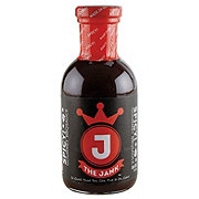 The Jank Spicy Gourmet BBQ Sauce