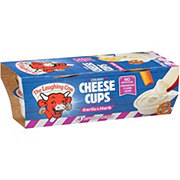 The Laughing Cow Creamy Swiss Garlic and Herb Cheese Cups