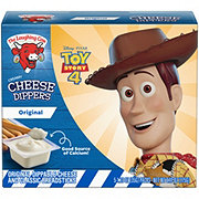 The Laughing Cow Creamy Swiss with Classic Breadsticks Cheese Dippers