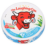 The Laughing Cow Light Creamy Swiss Wedges