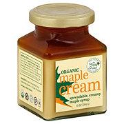 The Maple Guild Organic Maple Cream Spreadable Maple Syrup