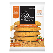 The Protein Cookie Company Classic Peanut Butter Chip