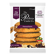 The Protein Cookie Company Oatmeal Raisin