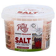 The Real Co Himalayan Coarse Pink Rock Salt Tub