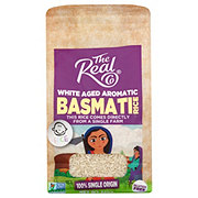 The Real Co White Basmati Rice