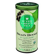 The Republic of Tea Brain Boost Super Green Tea