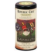 The Republic of Tea Chai Black Tea Bags