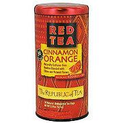 The Republic of Tea Cinnamon Orange Red Tea Bags