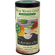 The Republic of Tea Decaff. Mango Ceylon Tea Bags