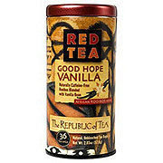 The Republic of Tea Good Hope Vanilla Red Tea Bags