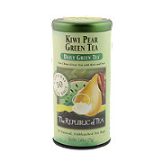 The Republic of Tea Kiwi Pear Green Tea Bags