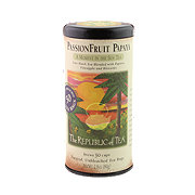 The Republic of Tea PassionFruit Papaya Black Tea Bags