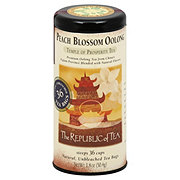 The Republic of Tea Peach Blossom Oolong Tea Bags