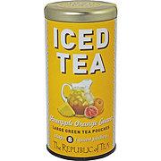 The Republic of Tea Pineapple Orange Guava Iced Tea
