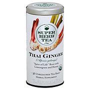 The Republic of Tea Thai Ginger Superherb Tea