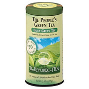 The Republic of Tea The People's Green Tea Bags