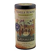 The Republic of Tea Vanilla Almond Black Tea Bags