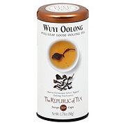 The Republic of Tea Wuyi Oolong Full-Leaf Tea