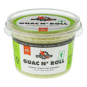 The Salsa Works Guac N Roll Mild Creamy Tomatillo Avocado