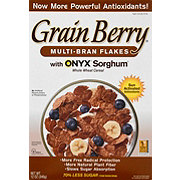 The Silver Palate Grain Berry Bran Flakes Cereal