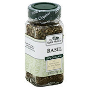 The Spice Hunter 100% Organic Basil