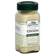 The Spice Hunter 100% Organic Granulated Onion
