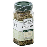 The Spice Hunter 100% Organic Rosemary
