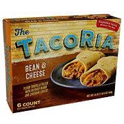 The Taco Ria Bean & Cheese Tacos