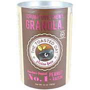 The Toasted Oat Gluten Free Peanut Raisin Granola