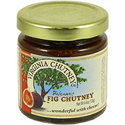 The Virginia Chutney Company Balsmic Fig Chutney