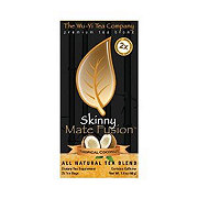 The Wu-Yi Tea Company Vanilla Coconut Skinny Tropical Fusion Tea Bags
