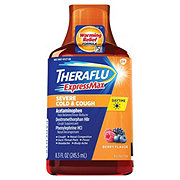 Theraflu ExpressMax Severe Cold & Cough, Daytime