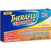 Theraflu Expressmax Severe Cold & Cough Daytime Caplets
